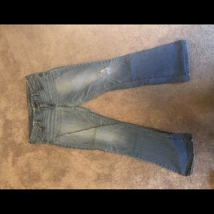 American Eagle kick boot jeans size 16